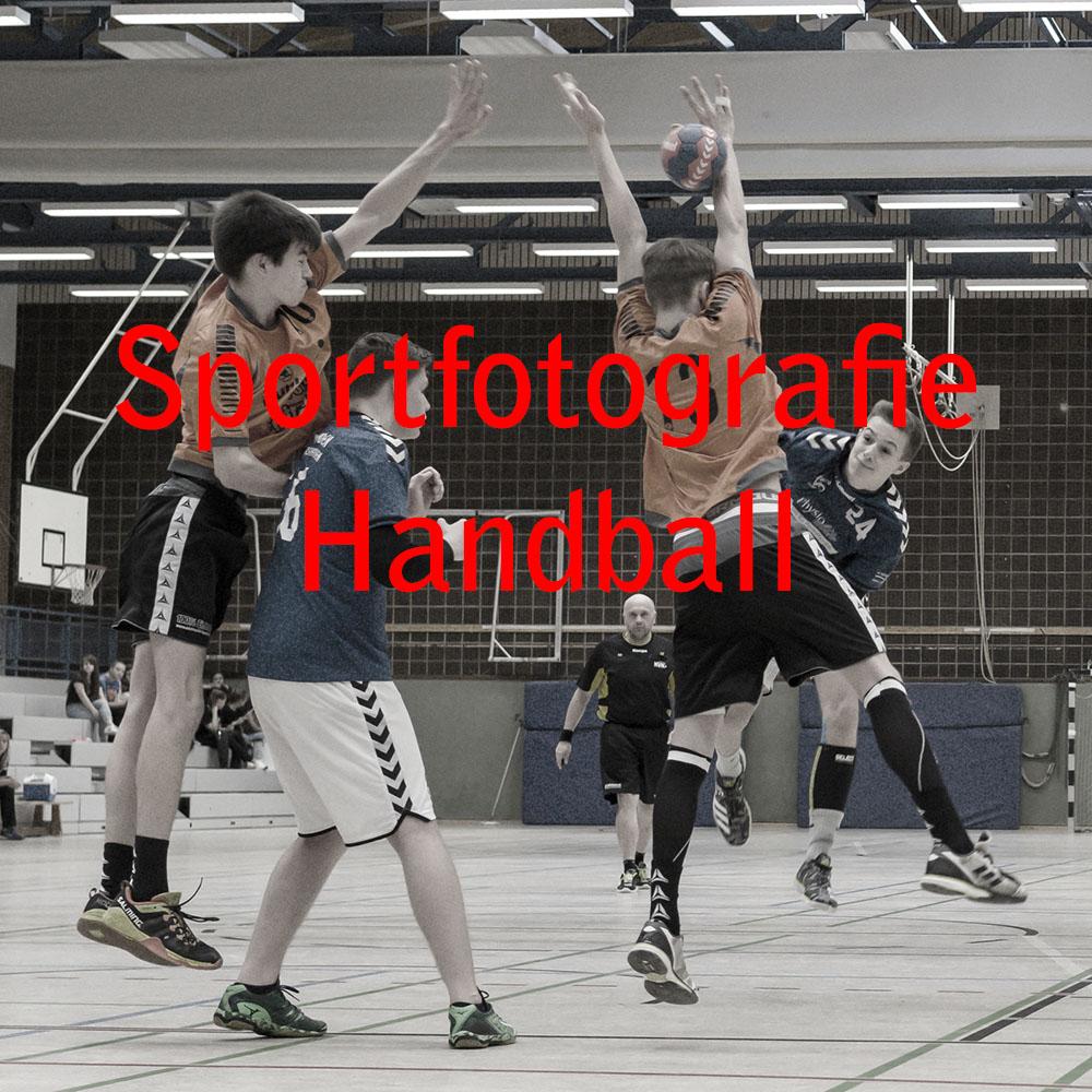 Sportfotografie Handball - Tipps und Tricks
