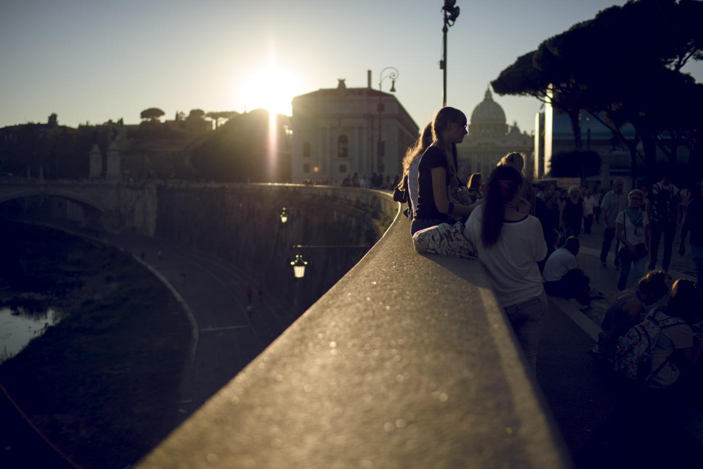 Rom - Die Geschichte hintern den Bildern