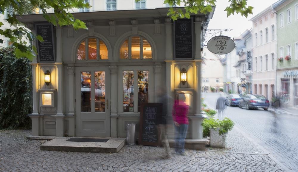 Weimar, Fotoreise durch eine schöne und interessante Stadt
