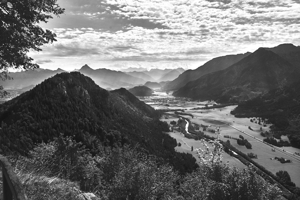 Landschaftsfotografie – Ammergau