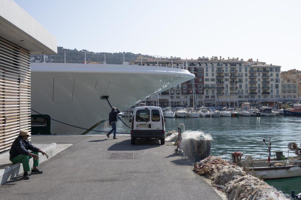 Hafen Nizza Cote d Azur