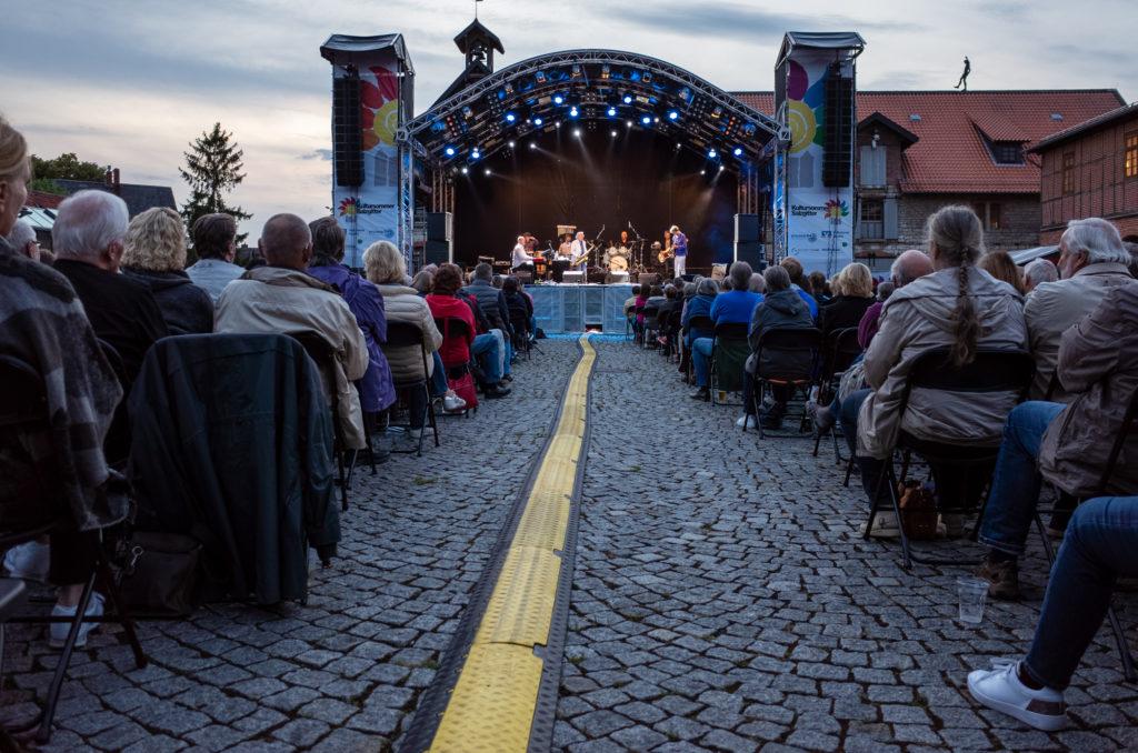 Klaus Doldinger spielt Live