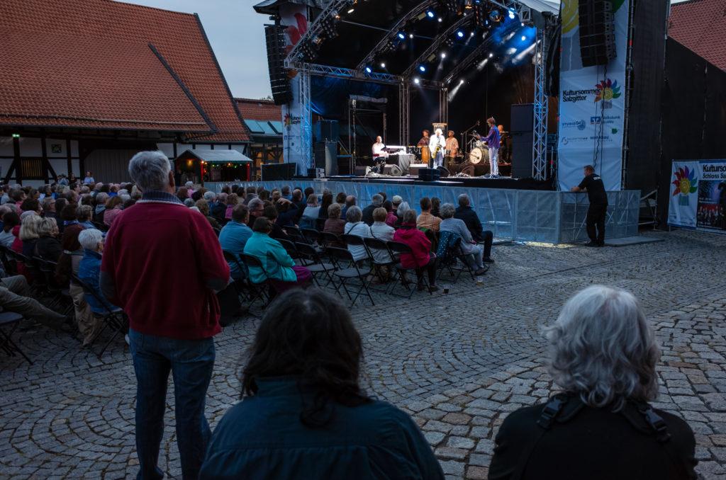 Ricoh GRIII im Einsatz bei einem Jazz Konzert