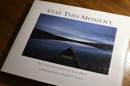Buchvorstellung Sam Abell - Stay this Moment