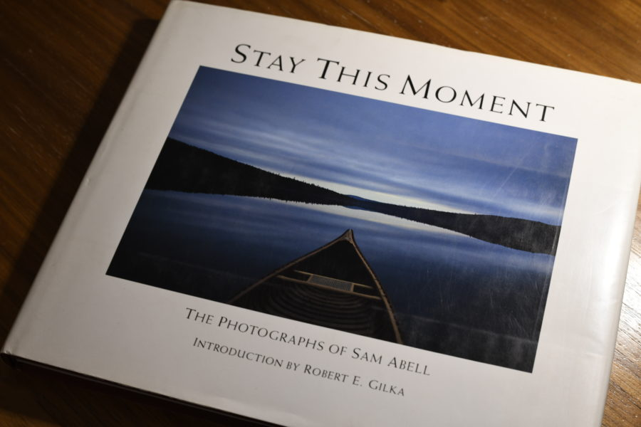 Buchvorstellung Sam Abell - Stay this Moment