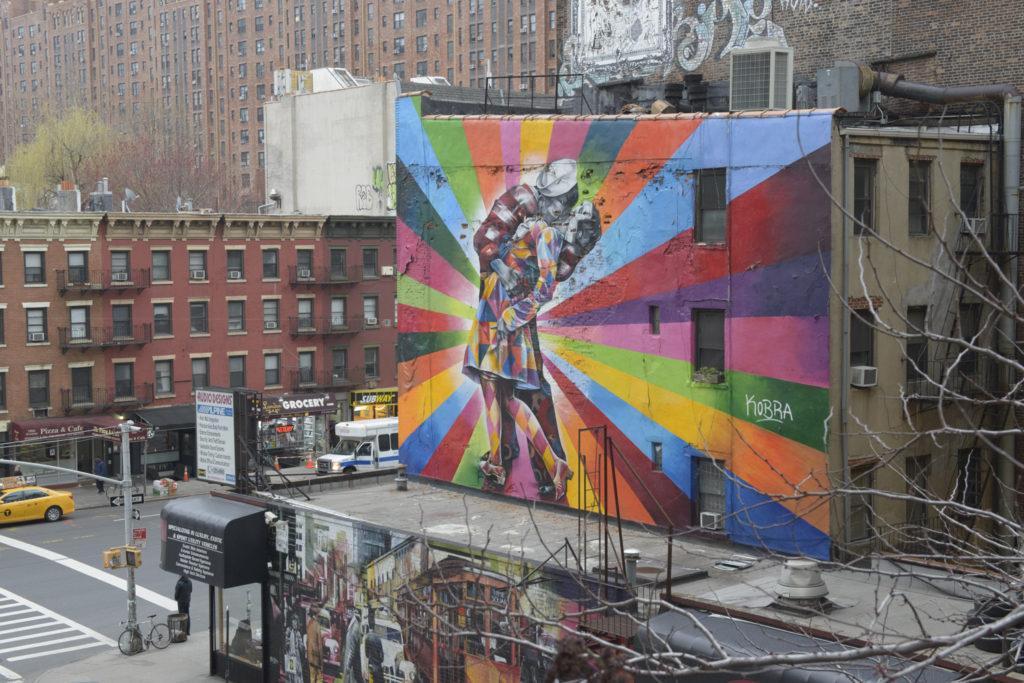 New York ohne das  Leica Look Preset