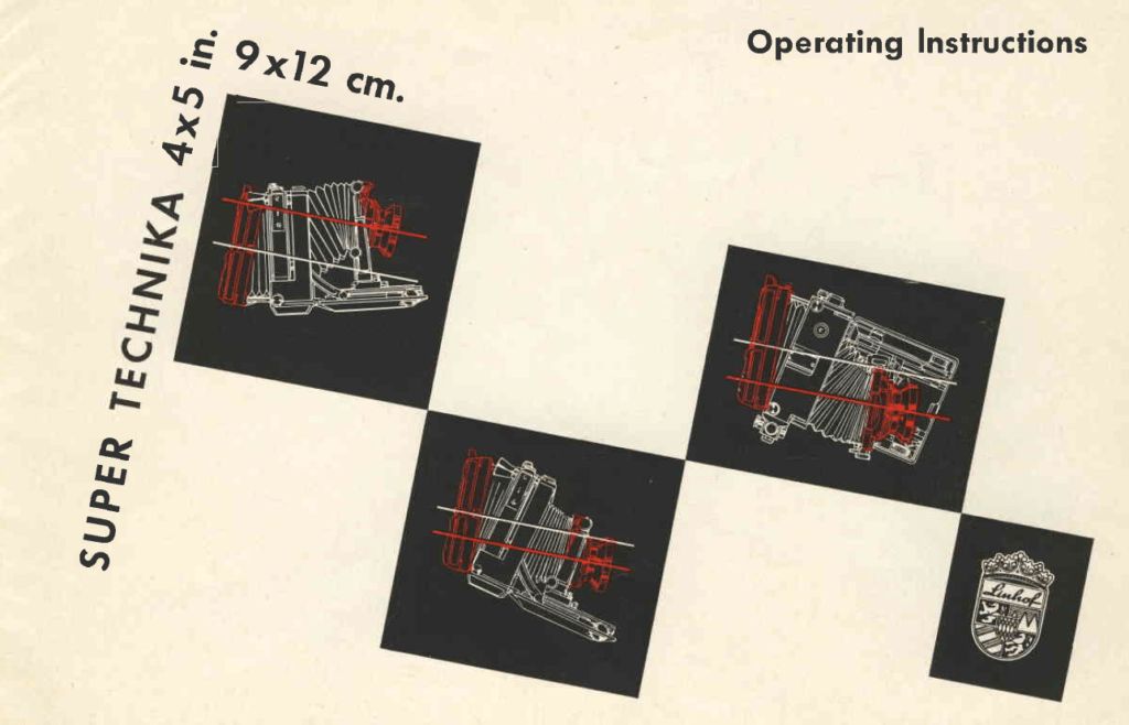 Linhof Super Technika IV Operating instructions