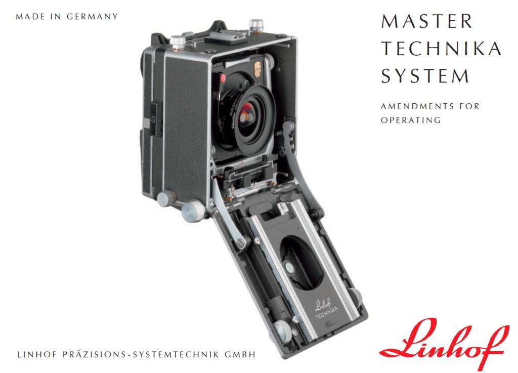 Master Technika System amendments for operating