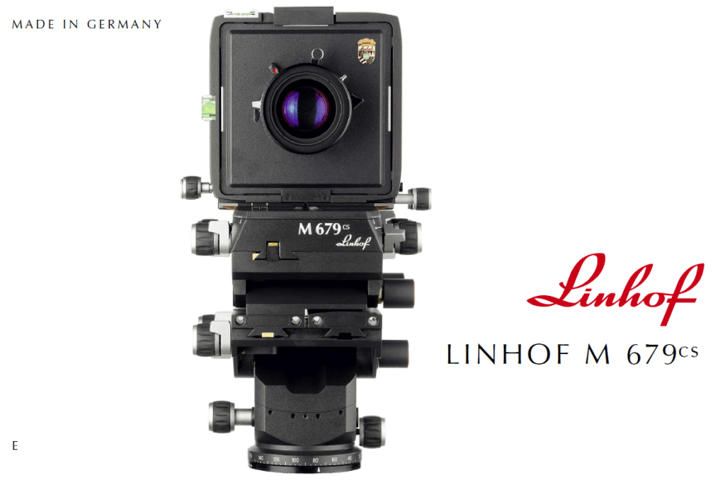 Manual Linhof M 679cs (English)