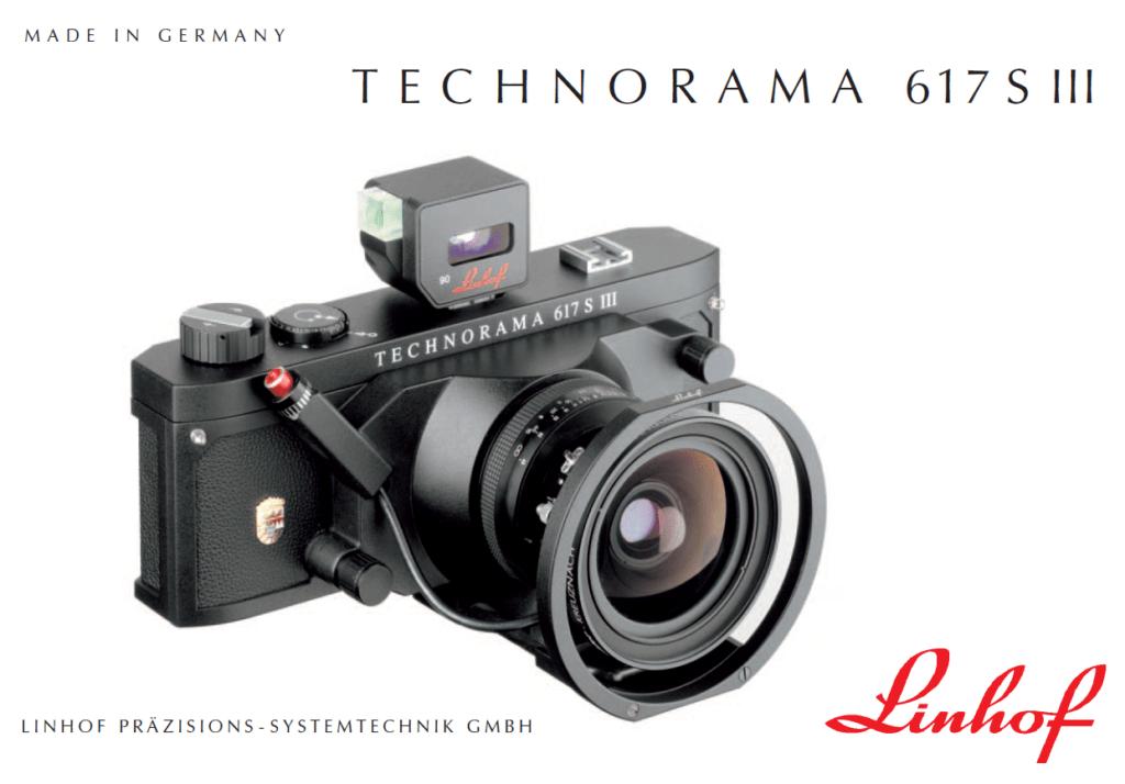 Prospekt Linhof Technorama 617 S III (2004, deutsch/english)