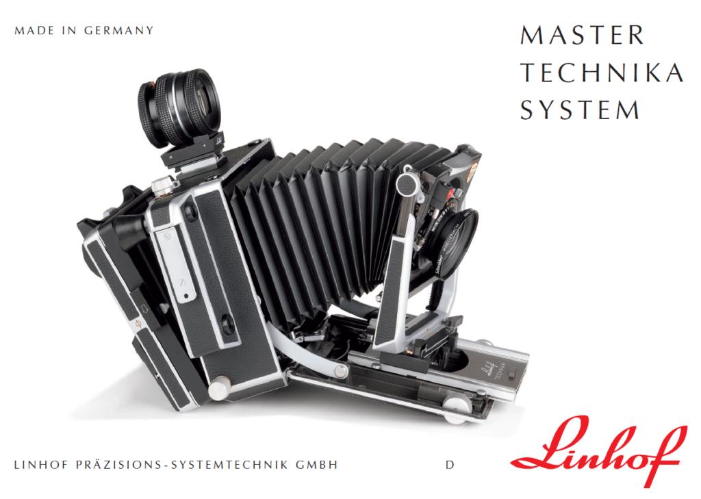 Katalog Linhof Master Technika System Classic und 2000