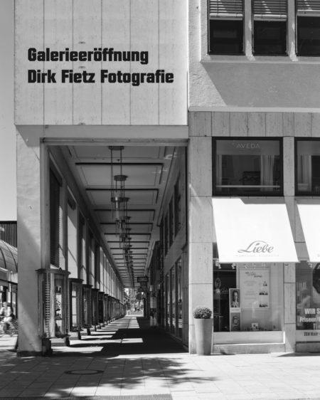 Galerieeröffnung